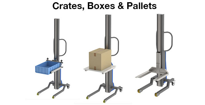 Torros Crates, Boxes and Pallets