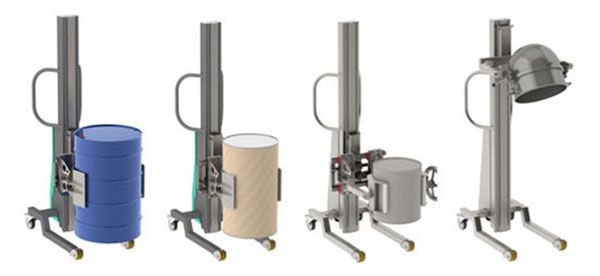 Torros Drum Handling Functions