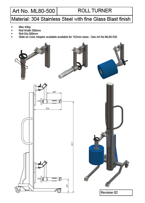 Torros ML80-500
