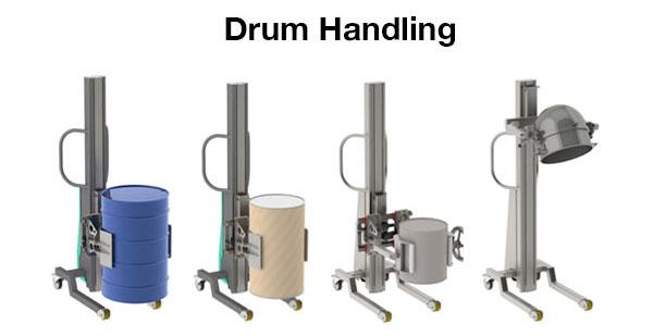 Torros Drum Handling