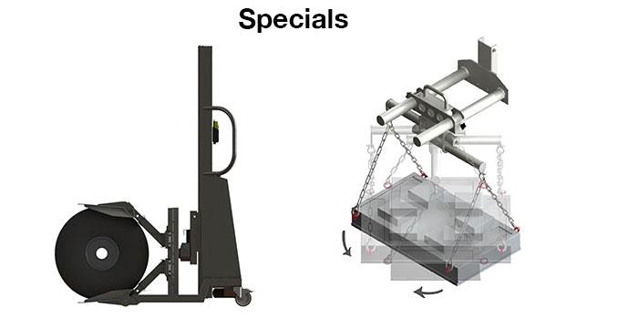 Torros Specials Handling